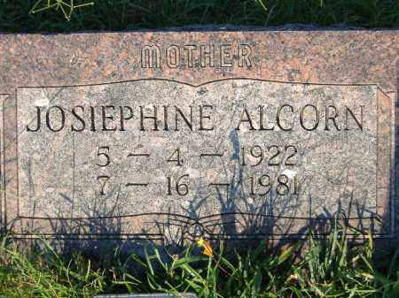 ALCORN, JOSIEPHINE - Poinsett County, Arkansas | JOSIEPHINE ALCORN - Arkansas Gravestone Photos
