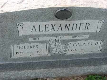 ALEXANDER, DOLORES I. - Poinsett County, Arkansas | DOLORES I. ALEXANDER - Arkansas Gravestone Photos