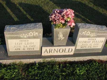 ARNOLD, LOY LINN - Poinsett County, Arkansas | LOY LINN ARNOLD - Arkansas Gravestone Photos