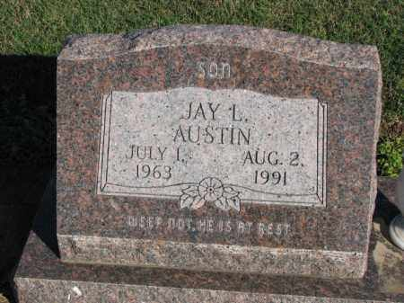 AUSTIN, JAY L. - Poinsett County, Arkansas | JAY L. AUSTIN - Arkansas Gravestone Photos