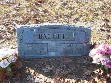 BAGGETT, ABE - Poinsett County, Arkansas | ABE BAGGETT - Arkansas Gravestone Photos