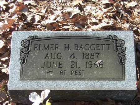 BAGGETT, ELMER - Poinsett County, Arkansas | ELMER BAGGETT - Arkansas Gravestone Photos