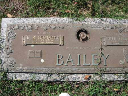 "BAILEY, E.P. ""BUDDY"" - Poinsett County, Arkansas 