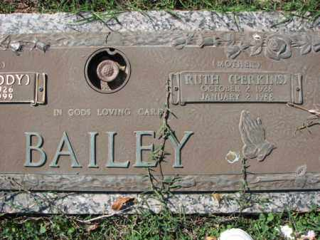 BAILEY, RUTH - Poinsett County, Arkansas | RUTH BAILEY - Arkansas Gravestone Photos