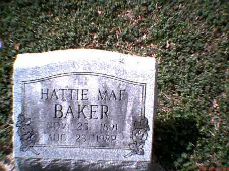 BAKER, HATTIE MAE - Poinsett County, Arkansas | HATTIE MAE BAKER - Arkansas Gravestone Photos