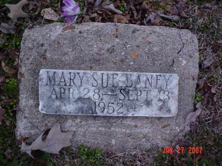 BANEY, MARY SUE - Poinsett County, Arkansas | MARY SUE BANEY - Arkansas Gravestone Photos