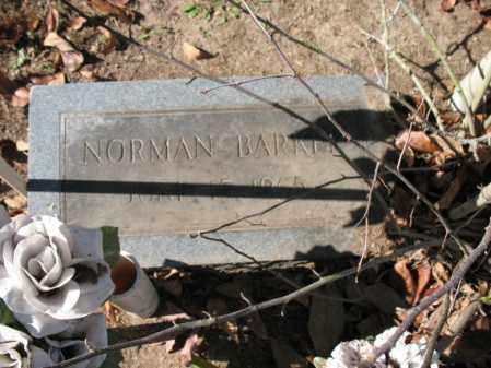 BARKER, NORMAN - Poinsett County, Arkansas   NORMAN BARKER - Arkansas Gravestone Photos