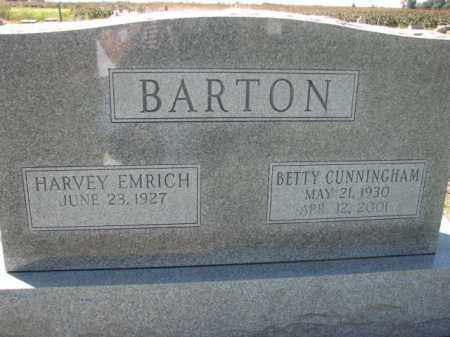 BARTON, BETTY - Poinsett County, Arkansas | BETTY BARTON - Arkansas Gravestone Photos