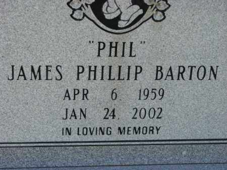 PHILLIP BARTON, JAMES - Poinsett County, Arkansas | JAMES PHILLIP BARTON - Arkansas Gravestone Photos