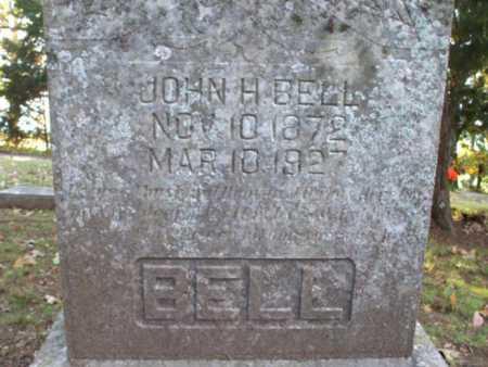 BELL, JOHN H. - Poinsett County, Arkansas | JOHN H. BELL - Arkansas Gravestone Photos
