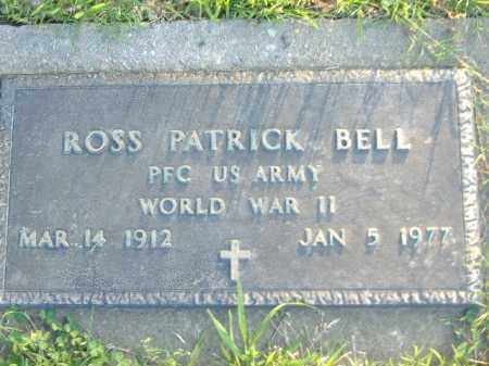 BELL  (VETERAN WWII), ROSS PATRICK - Poinsett County, Arkansas | ROSS PATRICK BELL  (VETERAN WWII) - Arkansas Gravestone Photos