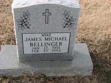 "BELLINGER, JAMES MICHAEL ""MIKE"" - Poinsett County, Arkansas 