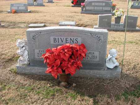 BIVENS, EVELYN - Poinsett County, Arkansas | EVELYN BIVENS - Arkansas Gravestone Photos
