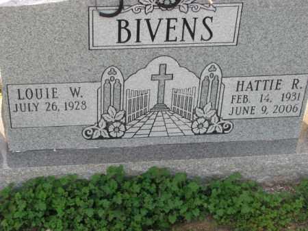 BIVENS, HATTIE R. - Poinsett County, Arkansas | HATTIE R. BIVENS - Arkansas Gravestone Photos