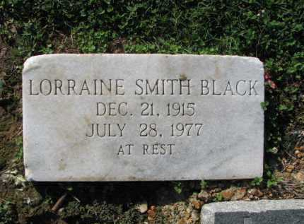 BLACK, LORRAINE - Poinsett County, Arkansas | LORRAINE BLACK - Arkansas Gravestone Photos