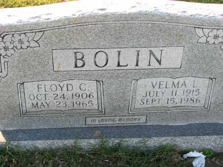 BOLIN, FLOYD C. - Poinsett County, Arkansas | FLOYD C. BOLIN - Arkansas Gravestone Photos