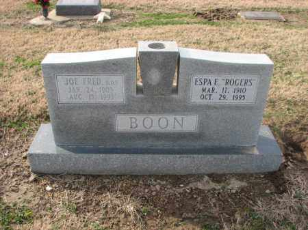 ROGERS BOON, ESPA E. - Poinsett County, Arkansas | ESPA E. ROGERS BOON - Arkansas Gravestone Photos