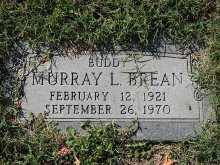 BREAN, MURRAY L. - Poinsett County, Arkansas | MURRAY L. BREAN - Arkansas Gravestone Photos