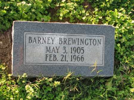 BREWINGTON, BARNEY - Poinsett County, Arkansas | BARNEY BREWINGTON - Arkansas Gravestone Photos