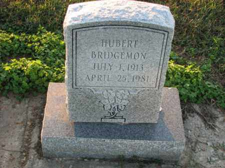 BRIDGEMON, HUBERT - Poinsett County, Arkansas | HUBERT BRIDGEMON - Arkansas Gravestone Photos