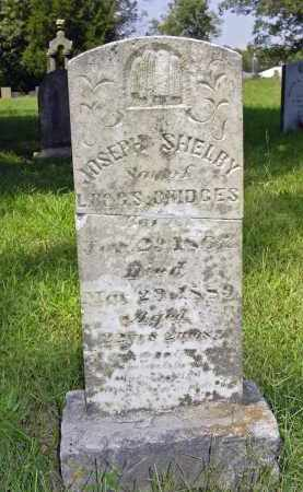 BRIDGES, JOSEPH SHELBY - Poinsett County, Arkansas | JOSEPH SHELBY BRIDGES - Arkansas Gravestone Photos