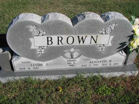BROWN, KENNETH R. - Poinsett County, Arkansas | KENNETH R. BROWN - Arkansas Gravestone Photos