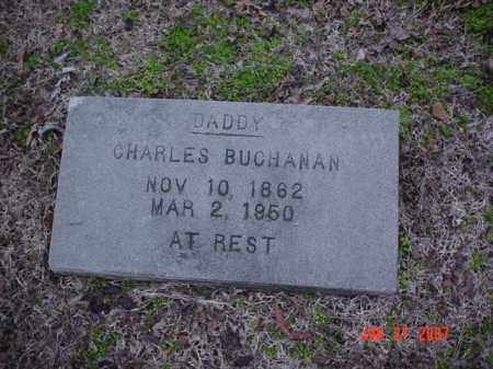 BUCHANAN, CHARLES - Poinsett County, Arkansas | CHARLES BUCHANAN - Arkansas Gravestone Photos