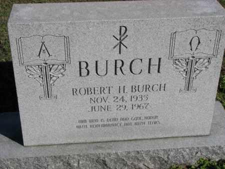 BURCH, ROBERT H. - Poinsett County, Arkansas | ROBERT H. BURCH - Arkansas Gravestone Photos