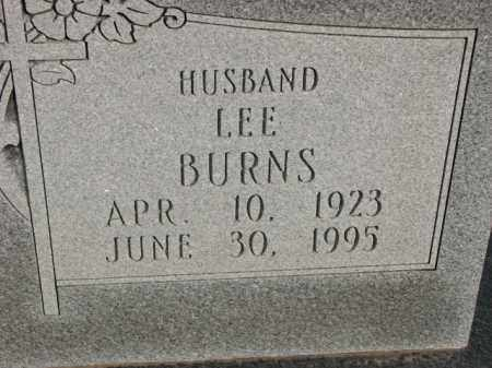 BURNS, LEE - Poinsett County, Arkansas | LEE BURNS - Arkansas Gravestone Photos