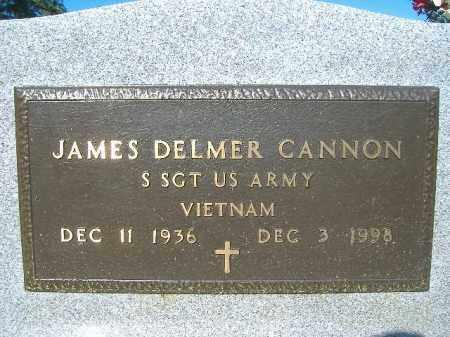CANNON  (VETERAN VIET), JAMES DELMER - Poinsett County, Arkansas | JAMES DELMER CANNON  (VETERAN VIET) - Arkansas Gravestone Photos