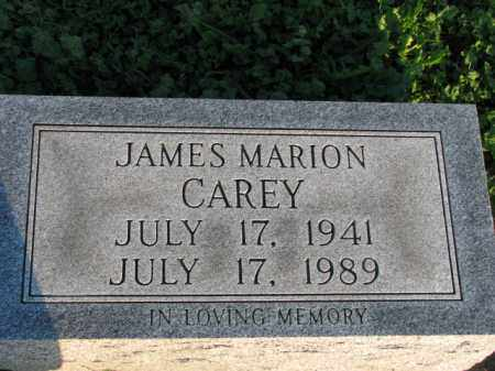 CAREY, JAMES MARION - Poinsett County, Arkansas | JAMES MARION CAREY - Arkansas Gravestone Photos