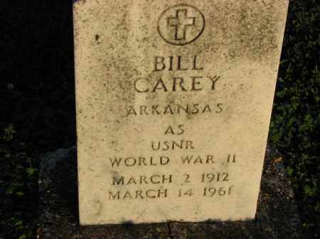 CAREY (VETERAN WWII), BILL - Poinsett County, Arkansas | BILL CAREY (VETERAN WWII) - Arkansas Gravestone Photos