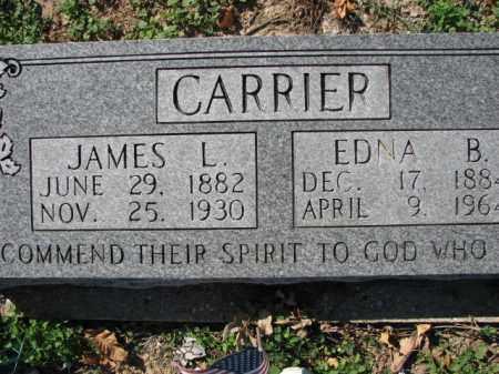 CARRIER, EDNA B. - Poinsett County, Arkansas   EDNA B. CARRIER - Arkansas Gravestone Photos