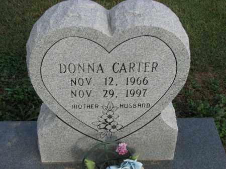 CARTER, DONNA - Poinsett County, Arkansas | DONNA CARTER - Arkansas Gravestone Photos