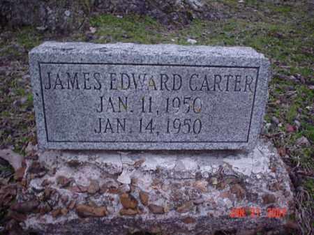 CARTER, JAMES EDWARD - Poinsett County, Arkansas | JAMES EDWARD CARTER - Arkansas Gravestone Photos