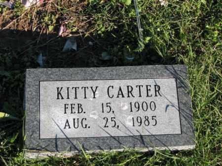 CARTER, KITTY - Poinsett County, Arkansas | KITTY CARTER - Arkansas Gravestone Photos