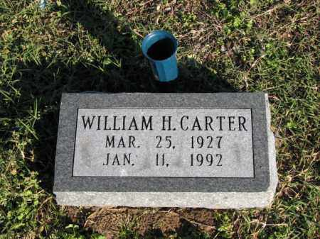 CARTER, WILLIAM H. - Poinsett County, Arkansas | WILLIAM H. CARTER - Arkansas Gravestone Photos
