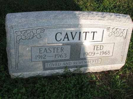CAVITT, EASTER - Poinsett County, Arkansas | EASTER CAVITT - Arkansas Gravestone Photos