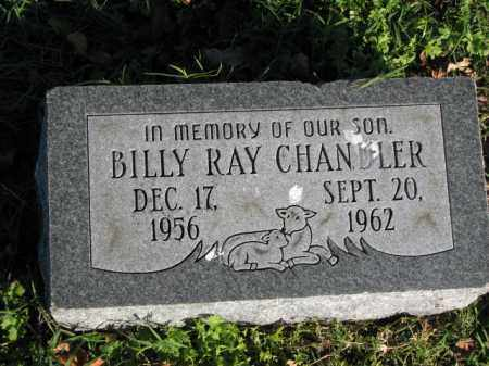 CHANDLER, BILLY RAY - Poinsett County, Arkansas | BILLY RAY CHANDLER - Arkansas Gravestone Photos