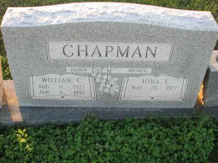 CHAPMAN, WILLIAM C. - Poinsett County, Arkansas | WILLIAM C. CHAPMAN - Arkansas Gravestone Photos
