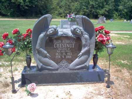 CHESTNUT, RUBY REBECCA - Poinsett County, Arkansas | RUBY REBECCA CHESTNUT - Arkansas Gravestone Photos