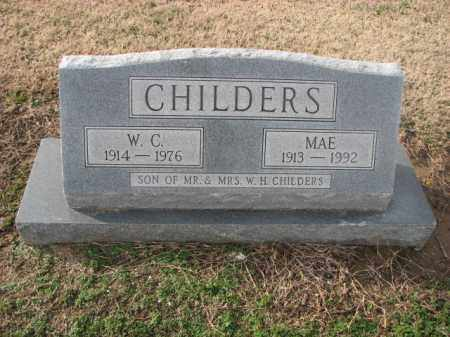 CHILDERS, MAE - Poinsett County, Arkansas | MAE CHILDERS - Arkansas Gravestone Photos