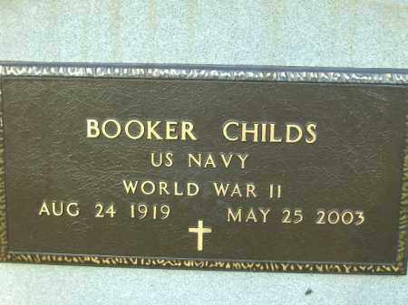 CHILDS  (VETERAN WWII), BOOKER - Poinsett County, Arkansas | BOOKER CHILDS  (VETERAN WWII) - Arkansas Gravestone Photos