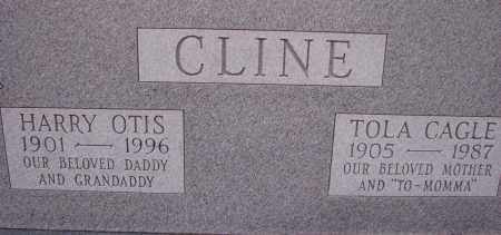 CLINE, HARRY OTIS - Poinsett County, Arkansas | HARRY OTIS CLINE - Arkansas Gravestone Photos