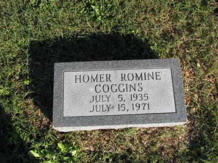 COGGINS, HOMER ROMINE - Poinsett County, Arkansas | HOMER ROMINE COGGINS - Arkansas Gravestone Photos