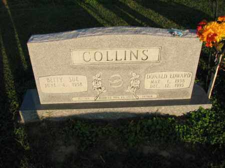 COLLINS, DONALD EDWARD - Poinsett County, Arkansas | DONALD EDWARD COLLINS - Arkansas Gravestone Photos