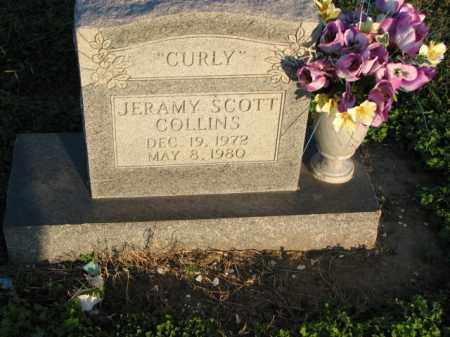 COLLINS, JERAMY SCOTT - Poinsett County, Arkansas | JERAMY SCOTT COLLINS - Arkansas Gravestone Photos