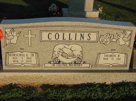 COLLINS, JR., HERSCHEL G. - Poinsett County, Arkansas | HERSCHEL G. COLLINS, JR. - Arkansas Gravestone Photos