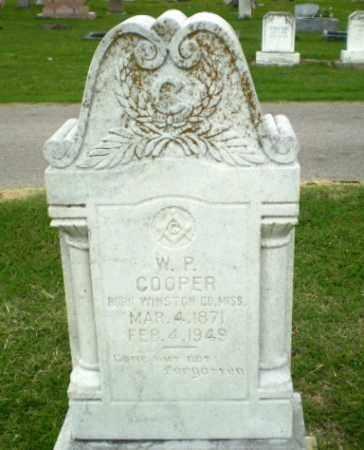 COOPER, W.P. - Poinsett County, Arkansas | W.P. COOPER - Arkansas Gravestone Photos