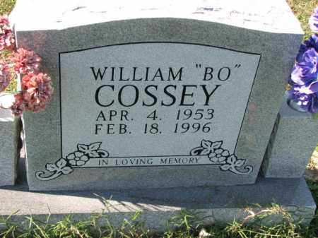 "COSSEY, WILLIAM ""BO"" - Poinsett County, Arkansas 